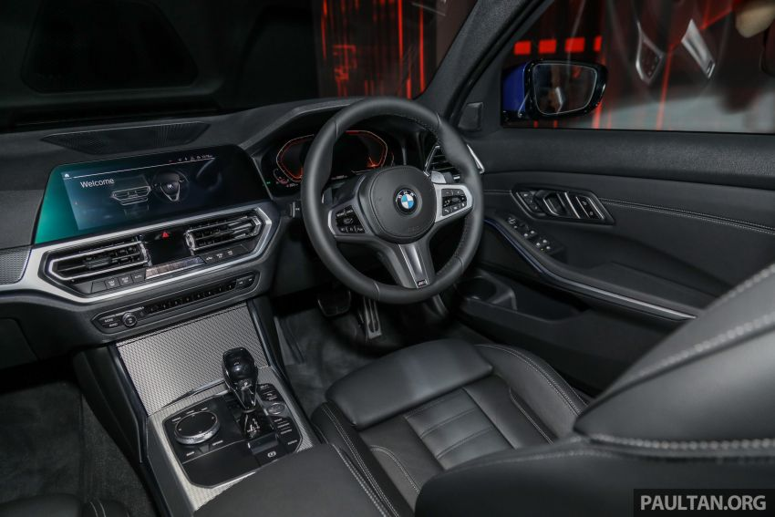 G20 BMW 3 Series launched in Malaysia: 330i, RM329k Image #940093