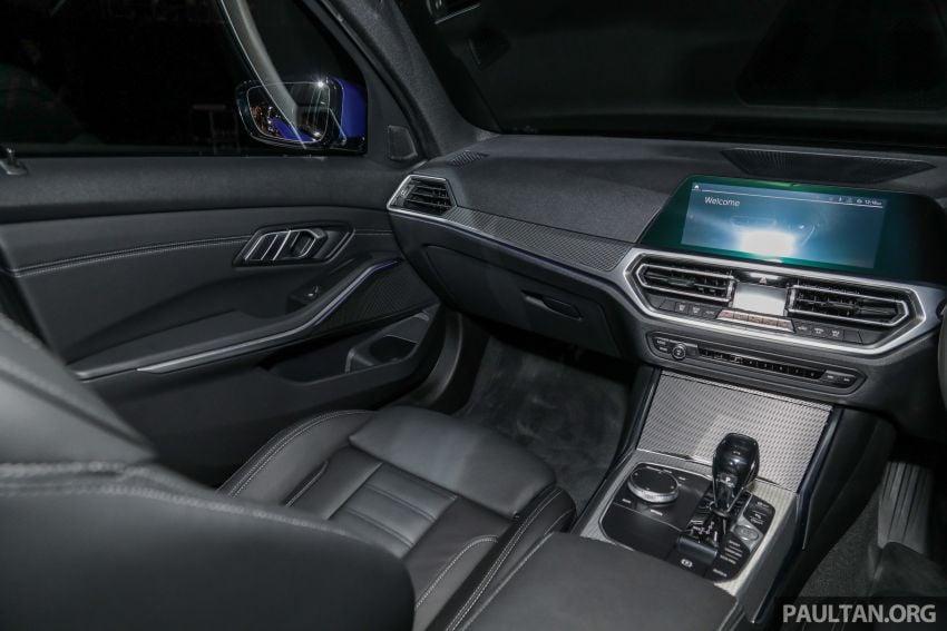 BMW 3 Series G20 dilancarkan di M'sia – 330i M Sport, 2.0L TwinPower, 258 hp/400 Nm, harga RM328,800 Image #940267