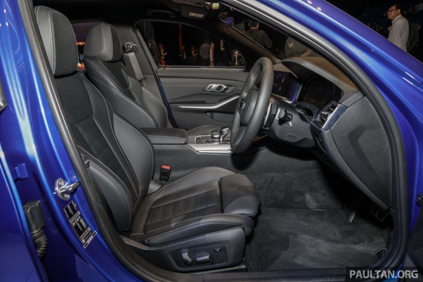 BMW 3 Series G20 dilancarkan di M'sia – 330i M Sport, 2.0L TwinPower, 258 hp/400 Nm, harga RM328,800 Image #940269