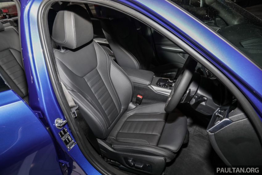 BMW 3 Series G20 dilancarkan di M'sia – 330i M Sport, 2.0L TwinPower, 258 hp/400 Nm, harga RM328,800 Image #940270