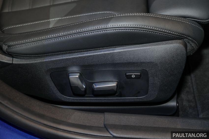 BMW 3 Series G20 dilancarkan di M'sia – 330i M Sport, 2.0L TwinPower, 258 hp/400 Nm, harga RM328,800 Image #940271