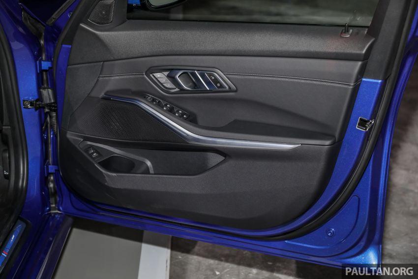 BMW 3 Series G20 dilancarkan di M'sia – 330i M Sport, 2.0L TwinPower, 258 hp/400 Nm, harga RM328,800 Image #940274