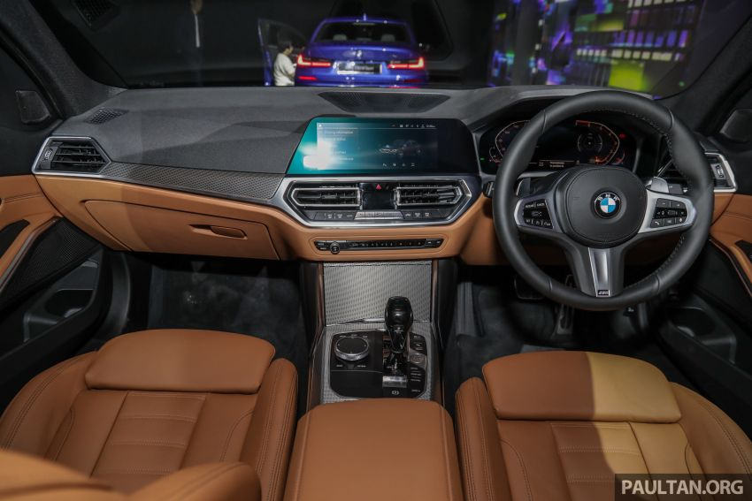 G20 BMW 3 Series launched in Malaysia: 330i, RM329k Image #940110