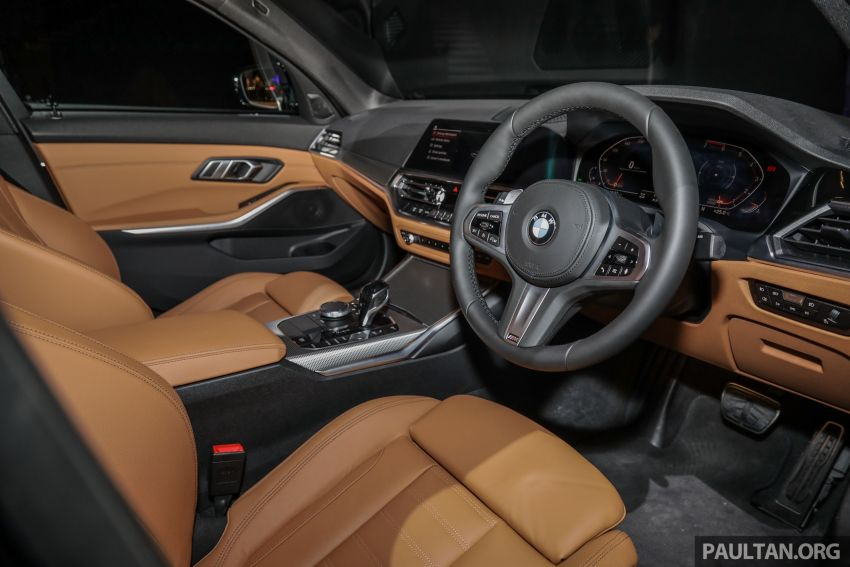 G20 BMW 3 Series launched in Malaysia: 330i, RM329k Image #940111
