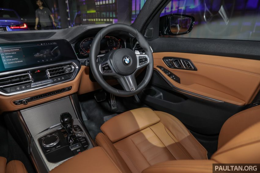 G20 BMW 3 Series launched in Malaysia: 330i, RM329k Image #940112