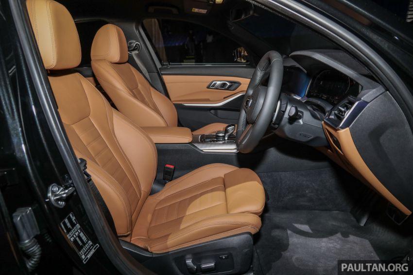 BMW 3 Series G20 dilancarkan di M'sia – 330i M Sport, 2.0L TwinPower, 258 hp/400 Nm, harga RM328,800 Image #940289