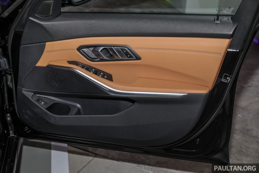 BMW 3 Series G20 dilancarkan di M'sia – 330i M Sport, 2.0L TwinPower, 258 hp/400 Nm, harga RM328,800 Image #940291