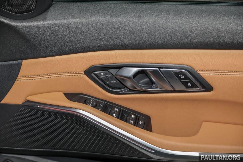 BMW 3 Series G20 dilancarkan di M'sia – 330i M Sport, 2.0L TwinPower, 258 hp/400 Nm, harga RM328,800 Image #940292