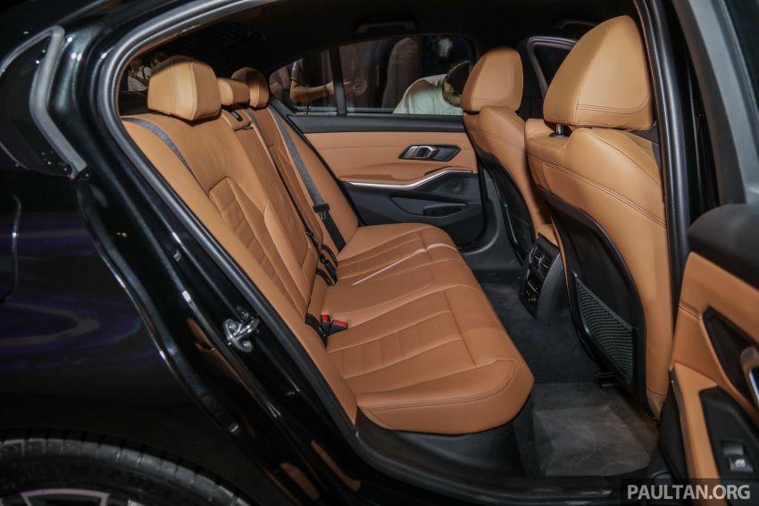 BMW 3 Series G20 dilancarkan di M'sia – 330i M Sport, 2.0L TwinPower, 258 hp/400 Nm, harga RM328,800 Image #940293