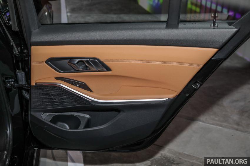 BMW 3 Series G20 dilancarkan di M'sia – 330i M Sport, 2.0L TwinPower, 258 hp/400 Nm, harga RM328,800 Image #940296