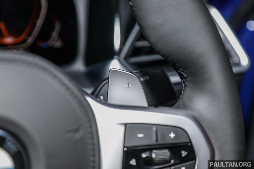 BMW 3 Series G20 dilancarkan di M'sia – 330i M Sport, 2.0L TwinPower, 258 hp/400 Nm, harga RM328,800 Image #940247