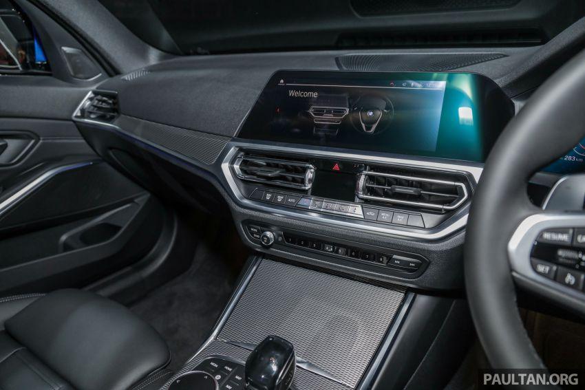 BMW 3 Series G20 dilancarkan di M'sia – 330i M Sport, 2.0L TwinPower, 258 hp/400 Nm, harga RM328,800 Image #940249