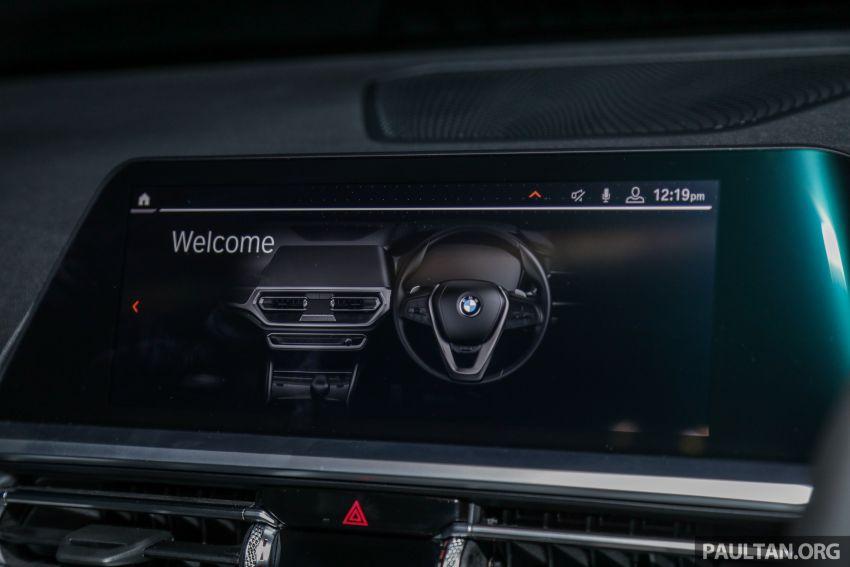 BMW 3 Series G20 dilancarkan di M'sia – 330i M Sport, 2.0L TwinPower, 258 hp/400 Nm, harga RM328,800 Image #940250
