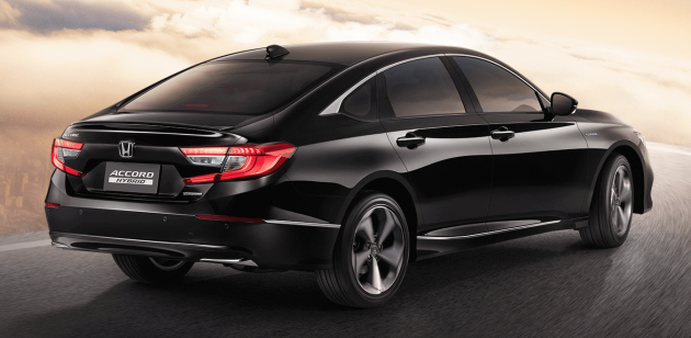 The New 2019 Accord Won T Be Mistaken For Old One As It Boasts A Fresh Look With Sweeping Roofline At 4 920 Mm Long And 1 860 Wide