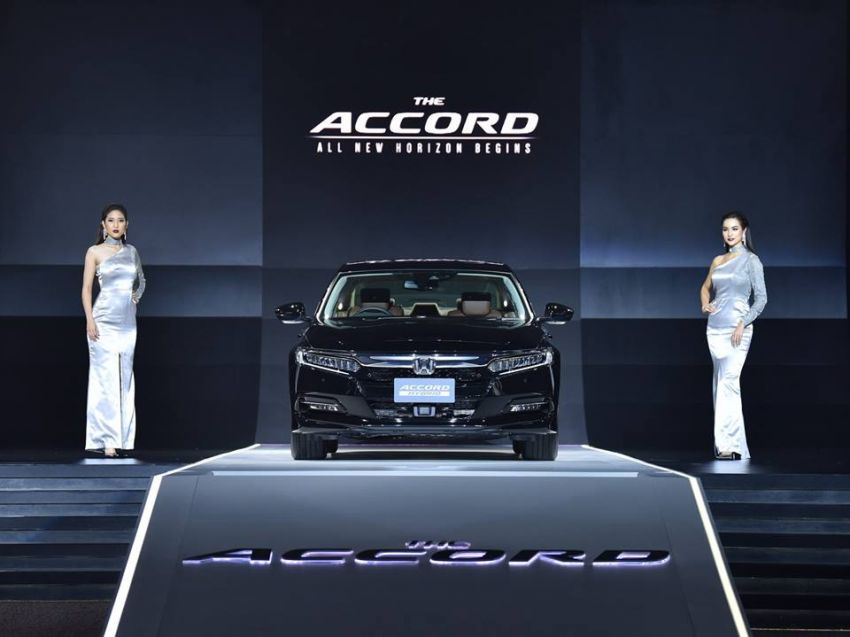 2019 Honda Accord launched in Thailand – 1.5L Turbo and 2.0L Hybrid, priced from RM193k to RM231k Image #936276
