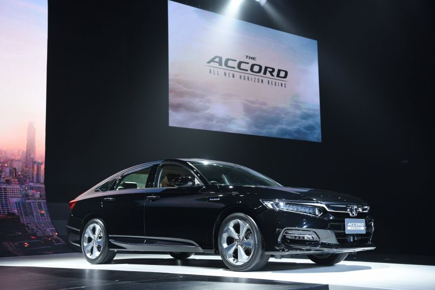 2019 Honda Accord launched in Thailand – 1.5L Turbo and 2.0L Hybrid, priced from RM193k to RM231k Image #936277