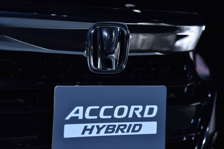 2019 Honda Accord launched in Thailand – 1.5L Turbo and 2.0L Hybrid, priced from RM193k to RM231k Image #936278