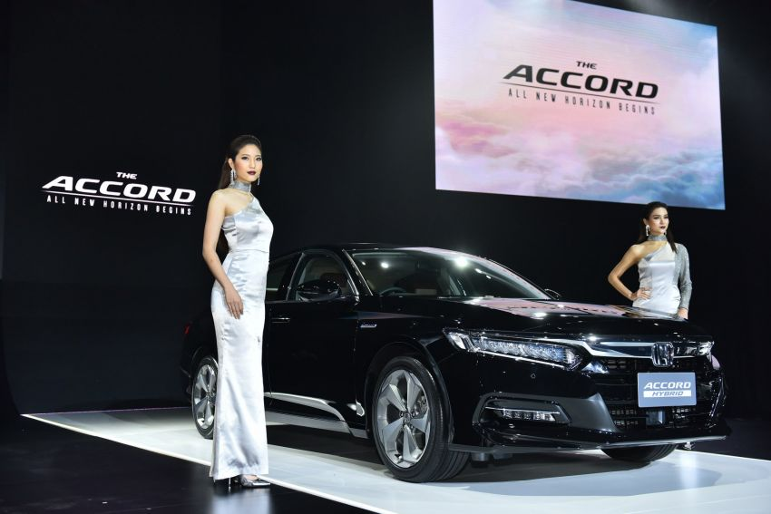 2019 Honda Accord launched in Thailand – 1.5L Turbo and 2.0L Hybrid, priced from RM193k to RM231k Image #936279