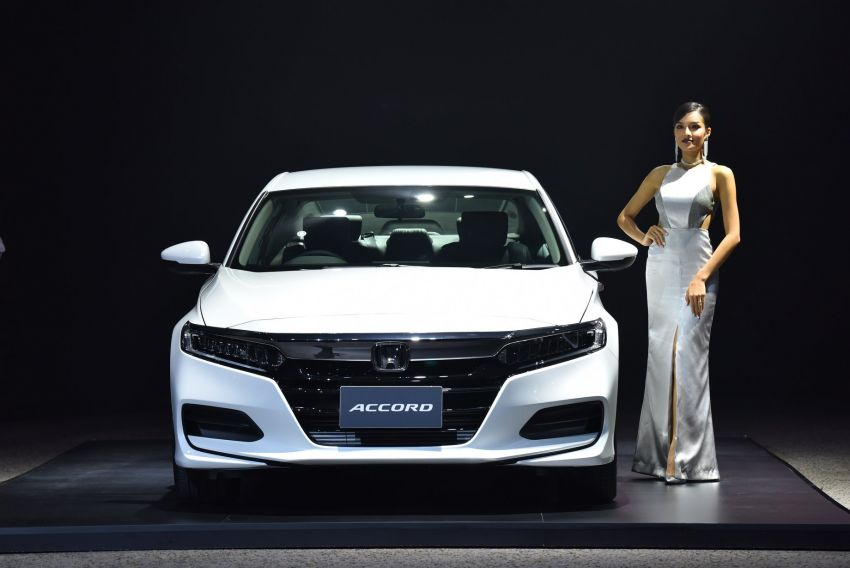 2019 Honda Accord launched in Thailand – 1.5L Turbo and 2 ...