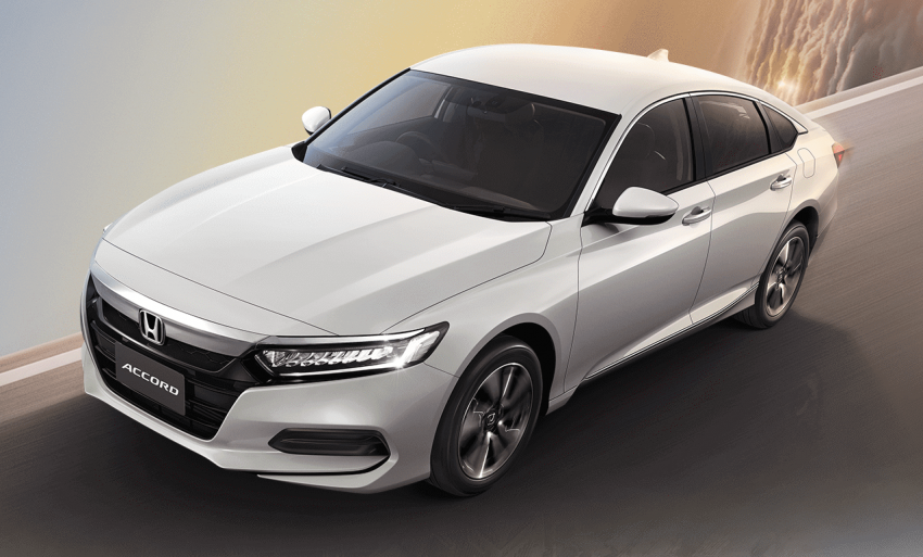 2019 Honda Accord launched in Thailand – 1.5L Turbo and 2.0L Hybrid, priced from RM193k to RM231k Image #936256