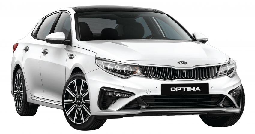 2019 Kia Optima EX launched in Malaysia – RM139,888 Image #940299