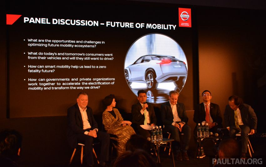 2019 Nissan Futures – one in four Nissan vehicles sold in Asia and Oceania region will be electrified by 2022 Image #934228