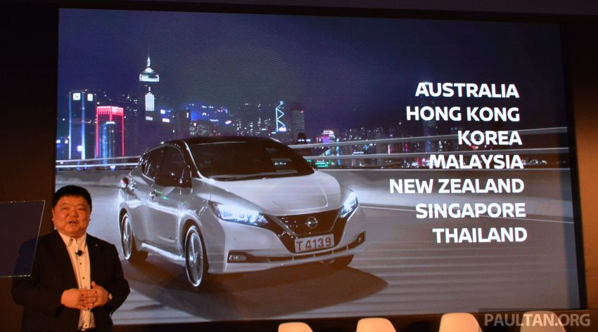 2019 Nissan Futures – one in four Nissan vehicles sold in Asia and Oceania region will be electrified by 2022 Image #934211