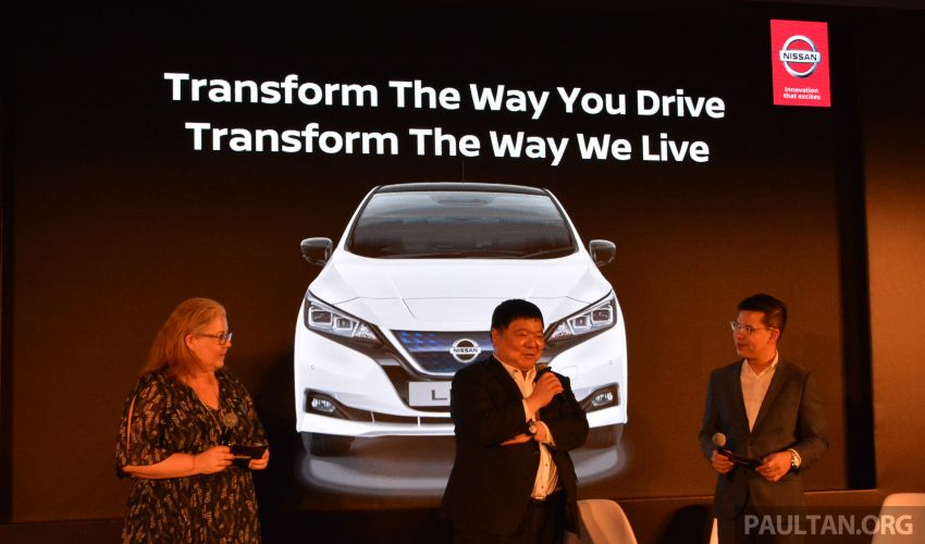 2019 Nissan Futures – one in four Nissan vehicles sold in Asia and Oceania region will be electrified by 2022 Image #934245