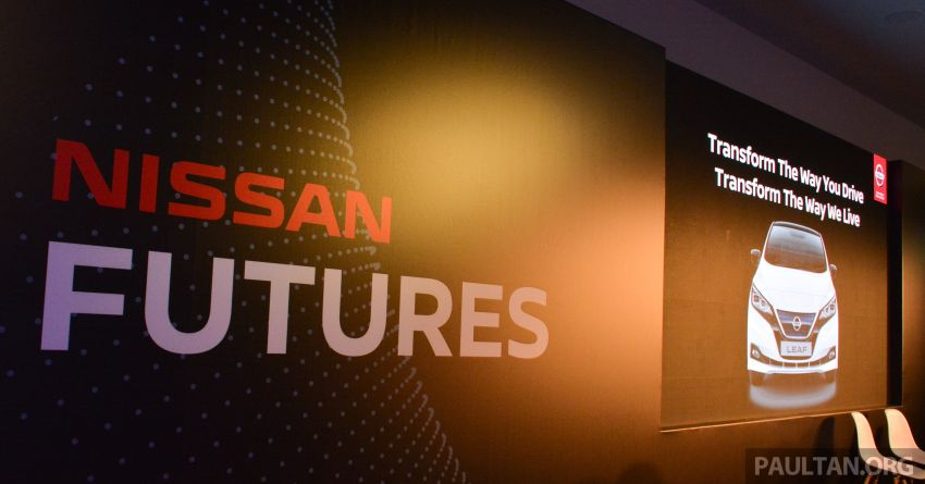 2019 Nissan Futures – one in four Nissan vehicles sold in Asia and Oceania region will be electrified by 2022 Image #934249