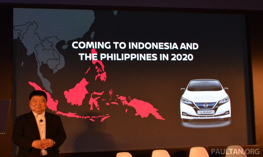 2019 Nissan Futures – one in four Nissan vehicles sold in Asia and Oceania region will be electrified by 2022 Image #934212