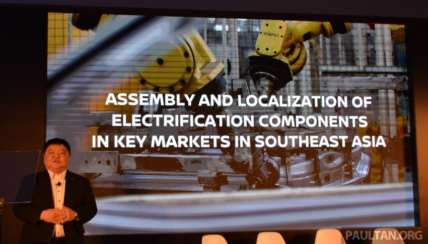 2019 Nissan Futures – one in four Nissan vehicles sold in Asia and Oceania region will be electrified by 2022 Image #934214