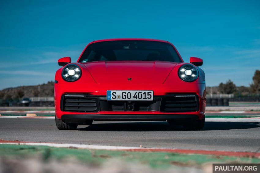 DRIVEN: 992 Porsche 911 Carrera S in Valencia, Spain Image #928715