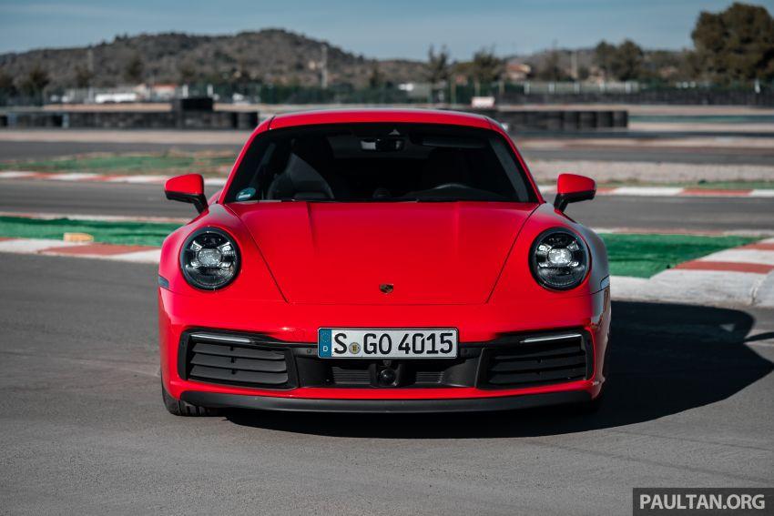 DRIVEN: 992 Porsche 911 Carrera S in Valencia, Spain Image #928716
