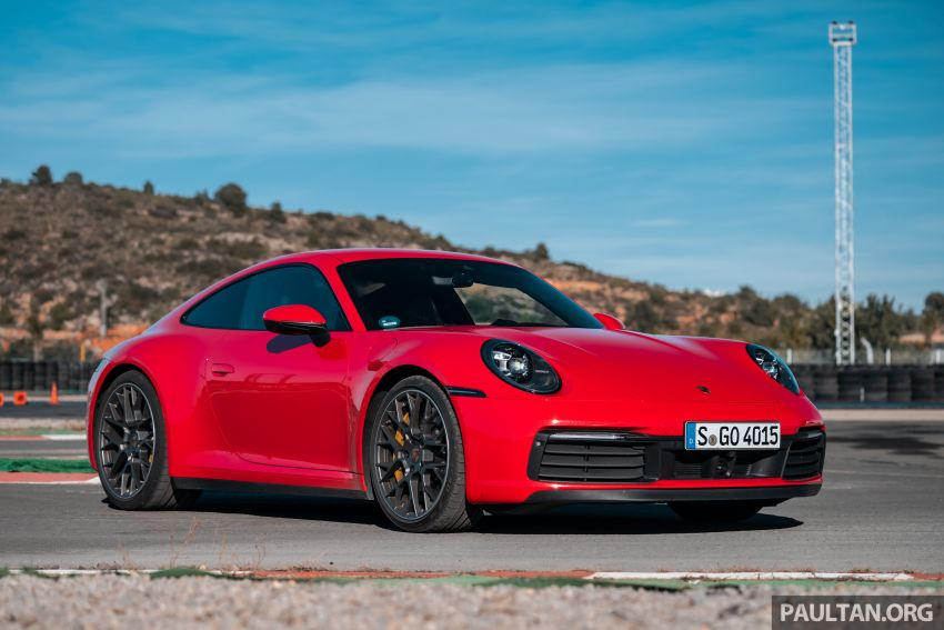 DRIVEN: 992 Porsche 911 Carrera S in Valencia, Spain Image #928717