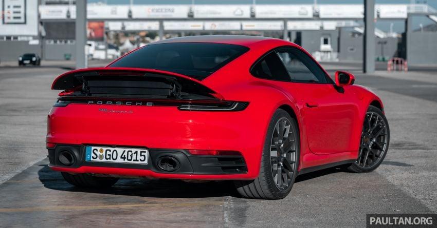 DRIVEN: 992 Porsche 911 Carrera S in Valencia, Spain Image #928718