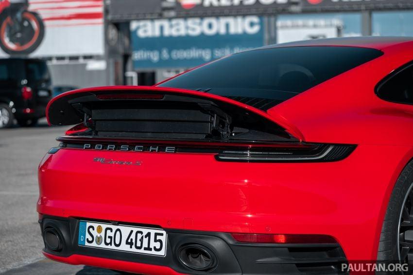DRIVEN: 992 Porsche 911 Carrera S in Valencia, Spain Image #928719
