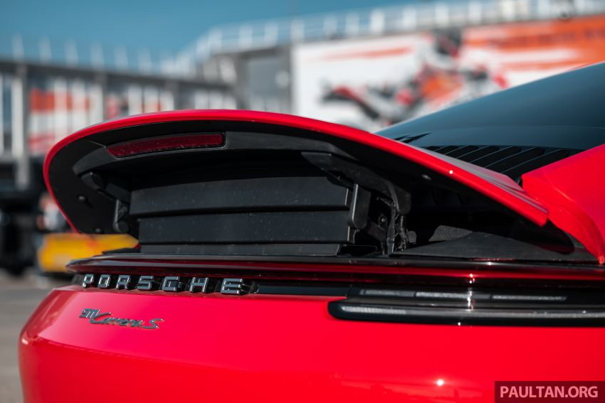 DRIVEN: 992 Porsche 911 Carrera S in Valencia, Spain Image #928720