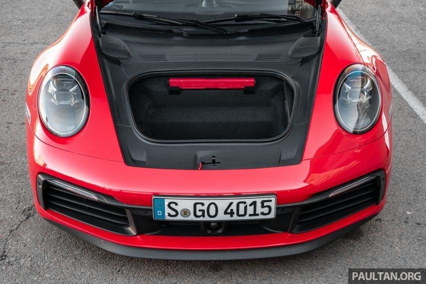 DRIVEN: 992 Porsche 911 Carrera S in Valencia, Spain Image #928725