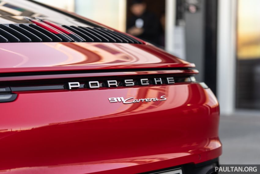 DRIVEN: 992 Porsche 911 Carrera S in Valencia, Spain Image #928729