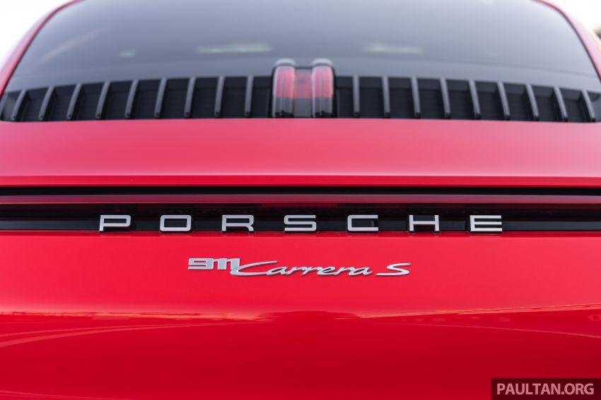 DRIVEN: 992 Porsche 911 Carrera S in Valencia, Spain Image #928730