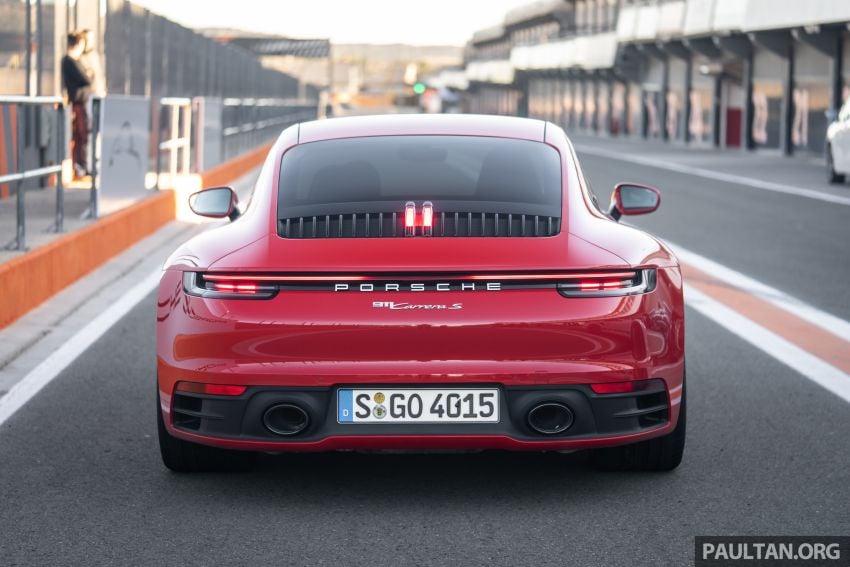 DRIVEN: 992 Porsche 911 Carrera S in Valencia, Spain Image #928733