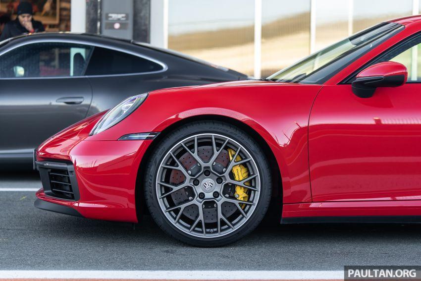 DRIVEN: 992 Porsche 911 Carrera S in Valencia, Spain Image #928734