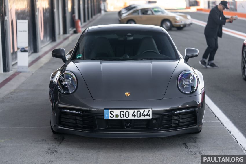 DRIVEN: 992 Porsche 911 Carrera S in Valencia, Spain Image #928735