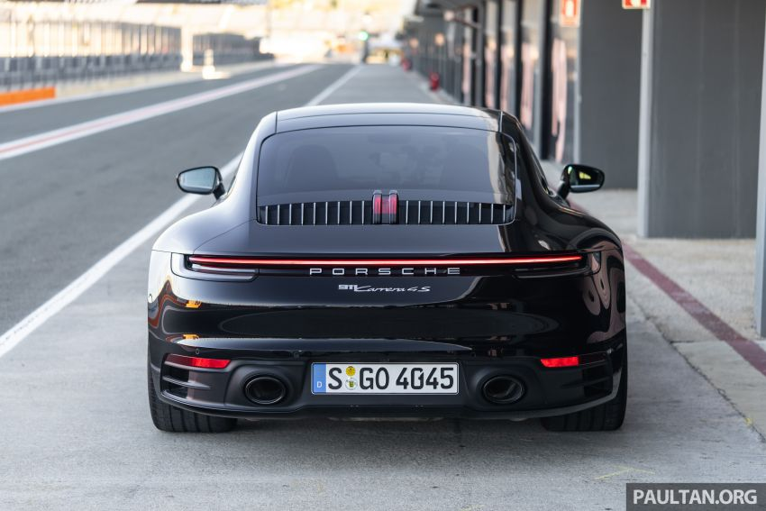 DRIVEN: 992 Porsche 911 Carrera S in Valencia, Spain Image #928737