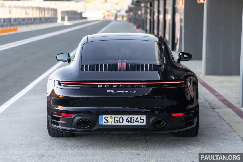 DRIVEN: 992 Porsche 911 Carrera S in Valencia, Spain Image #928737