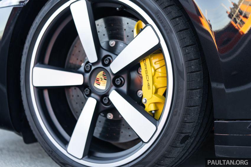 DRIVEN: 992 Porsche 911 Carrera S in Valencia, Spain Image #928741