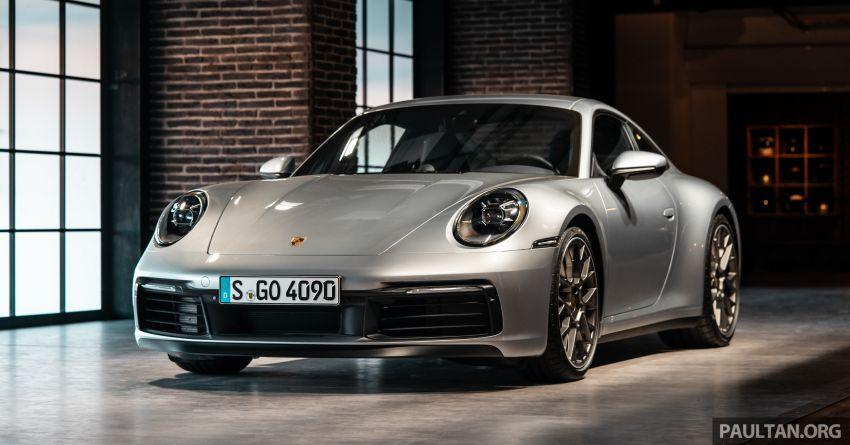 DRIVEN: 992 Porsche 911 Carrera S in Valencia, Spain Image #928747