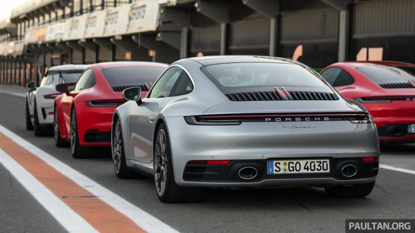 DRIVEN: 992 Porsche 911 Carrera S in Valencia, Spain Image #928750