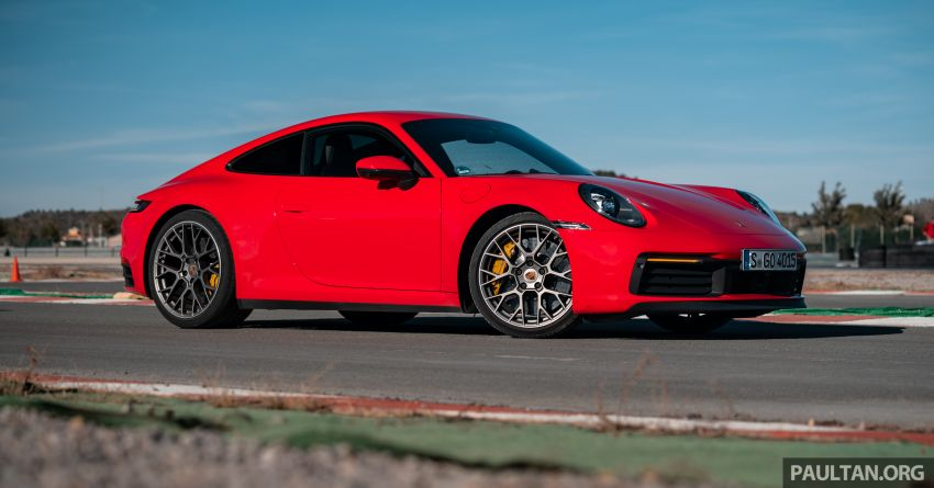 DRIVEN: 992 Porsche 911 Carrera S in Valencia, Spain Image #928710
