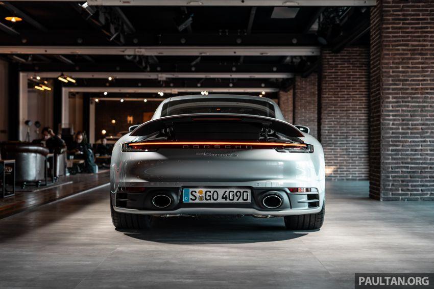 DRIVEN: 992 Porsche 911 Carrera S in Valencia, Spain Image #928755